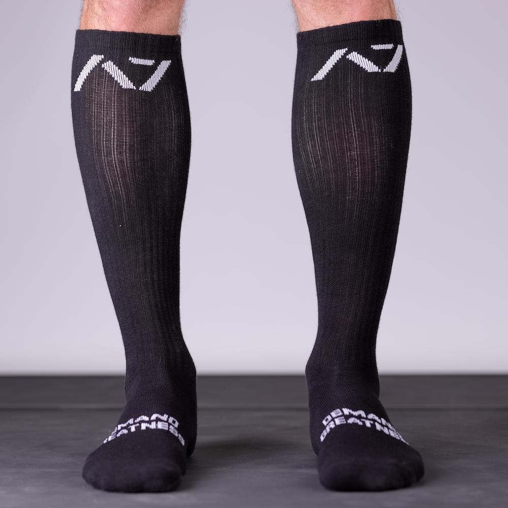 Compression Deadlift Socks