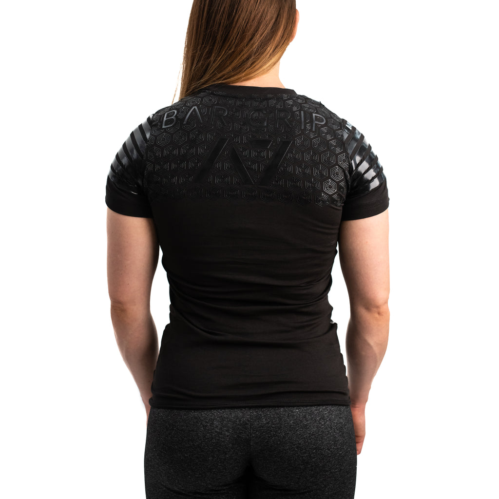Strongman Stealth Bar Grip Shirt, great as a squat shirt. Purchase Strongman Stealth Bar Grip Shirt from A7 UK. Purchase Strongman Stealth Bar Grip Shirt Europe from A7 UK. No more chalk and no more sliding. Best Bar Grip Strongman Shirts. Shipping to UK and Europe from A7 UK. Strongman Stealth Bar Grip Shirt. You can even do front squats and hip thrusts in it!! The best Powerlifting apparel for all your workouts. Available in UK and Europe including France, Italy, Germany, Sweden and Poland