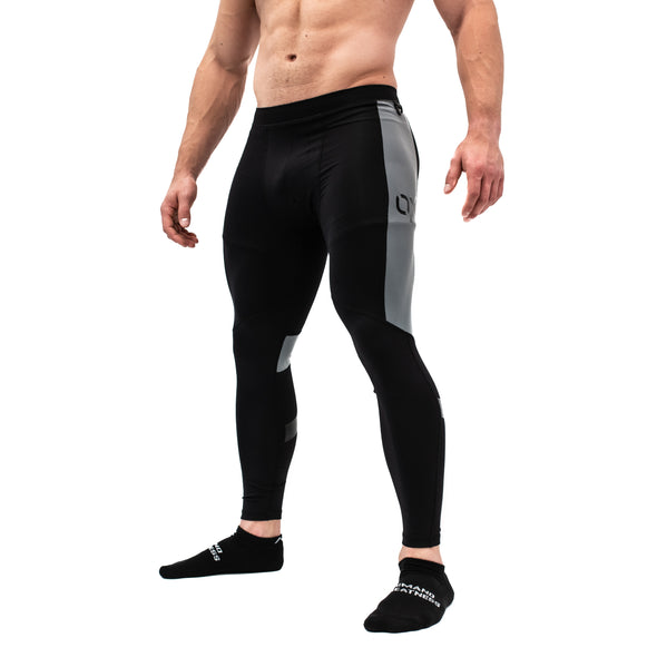 Ox Men's Compression Pants - Shadow