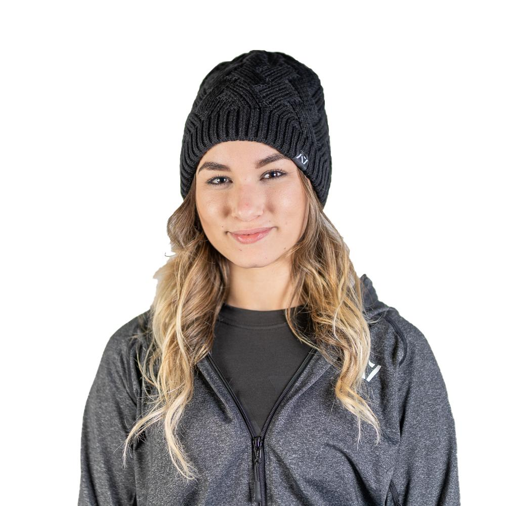 Demand Greatness Beanie - Black