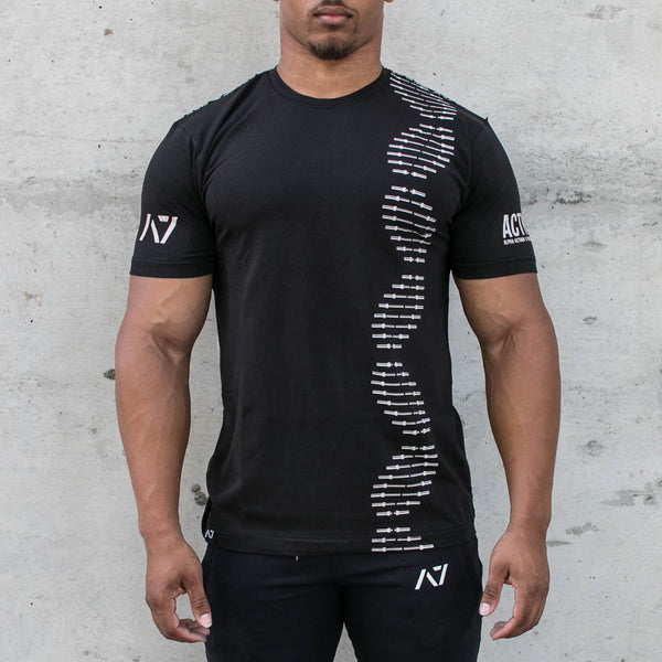 Barbell DNA Bar Grip Men's Shirt