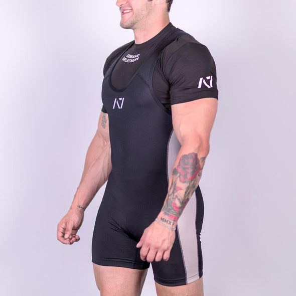 A7 IPF Approved Singlet is designed exclusively for powerlifting. It is very comfortable to wear and feels soft on bare skin. A7 singlet is made from breathable fabric and provides compression during your lifts.