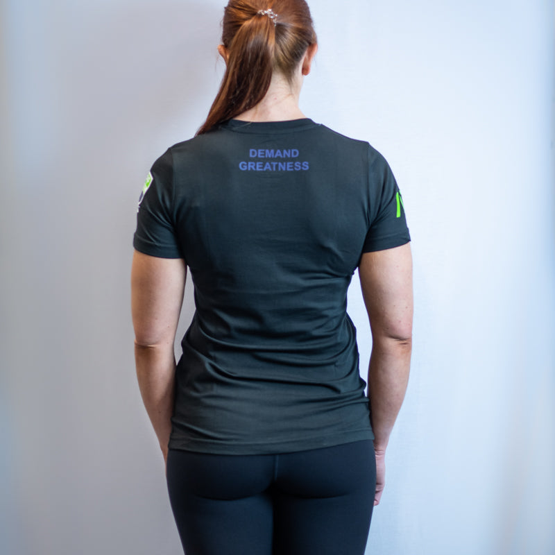 IPF Approved Logo Women's Meet Shirt - NIPF