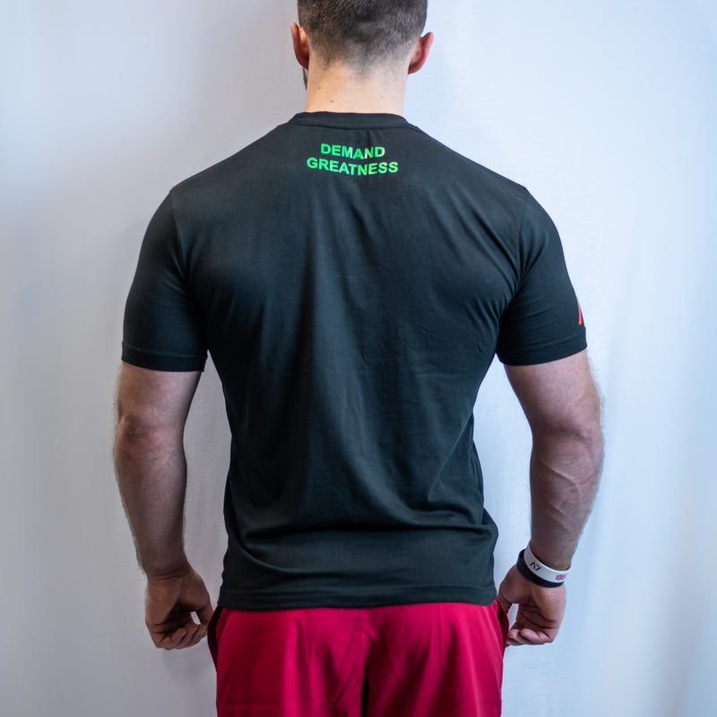 IPF Approved Logo Men's Meet Shirt - Wales