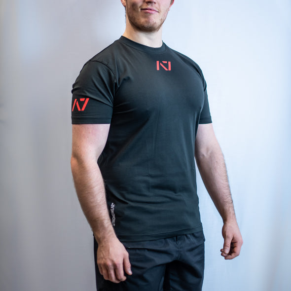 IPF Approved Logo Men's Meet Shirt - England