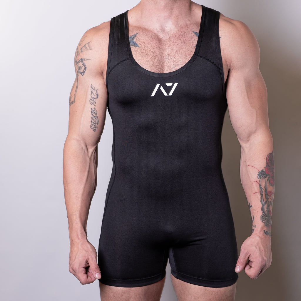 A7 IPF Approved Singlet is designed exclusively for powerlifting. It is very comfortable to wear and feels soft on bare skin. A7 singlet is made from breathable fabric and provides compression during your lifts. IPF Approved Singlet. Shipping to UK and Europe including France, Italy, Poland, Sweden, Netherlands.