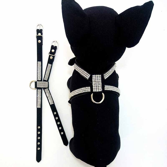 Leather Harness for Cats