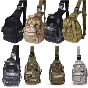 Tactical Backpack - For The Great Outdoors!