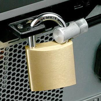 NGPADK Universal Brass Padlock Anti-Theft Lock