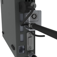 NGDT7 OptiPlex Desktop Lock with Peripheral Cable Trap