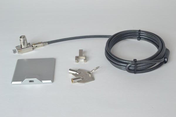 TZ54 Universal Compact Wedge Lock Kit -Acer, Apple, Asus & Dell