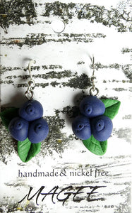 bilberry_unique_handmade_nature_jewellery_hook_earrings_playful_cheerful_humorous_ethical