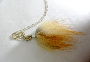 handmade_fox_fur_jewellery_Finnish design_gift_Finland_Scandinavia_natural material_unique_Dimisvuohta