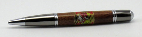 Twist Pen with La Gloria Cubana Cigar Band