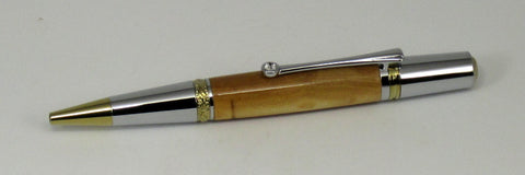 Boston Garden Seat Wood on Majestic Squire Pen - Timber Creek Turnings