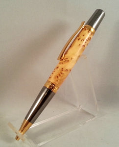 Sierra Elegant Beauty Pen with Birdseye Yellow Cedar