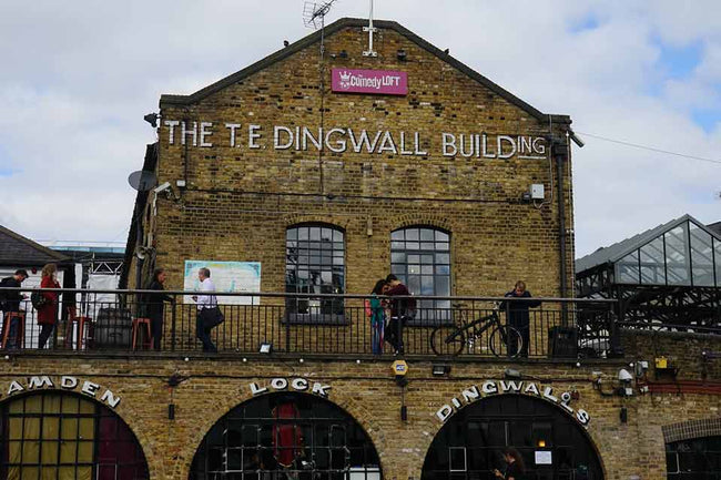 Camden Market Top Tips by ChattyFeet