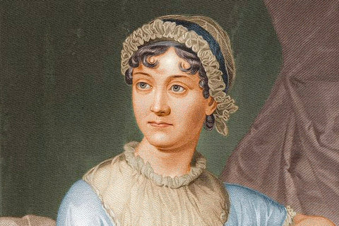 Funny Books by Jane Austen