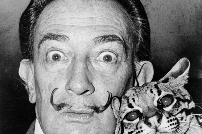 Salvador Dali - Surrealist Artist Facts