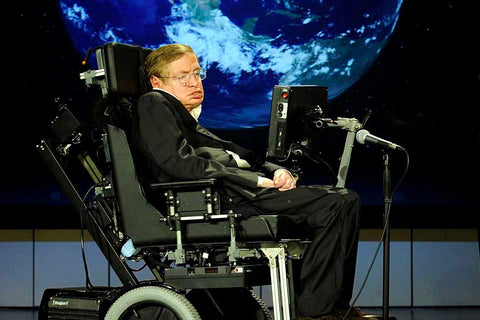 Five facts about Stephen Hawking