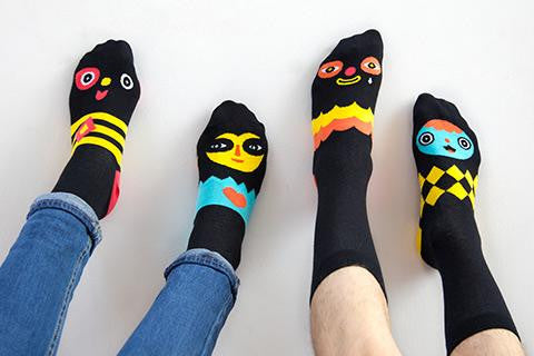 What Socks Say About Your Personality