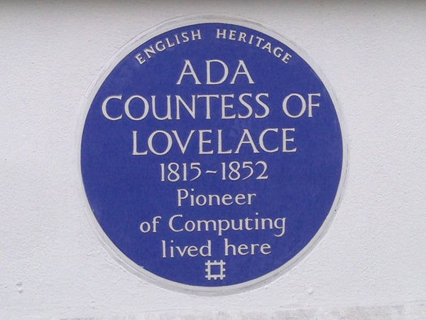 Ada Lovelace - English Heritage