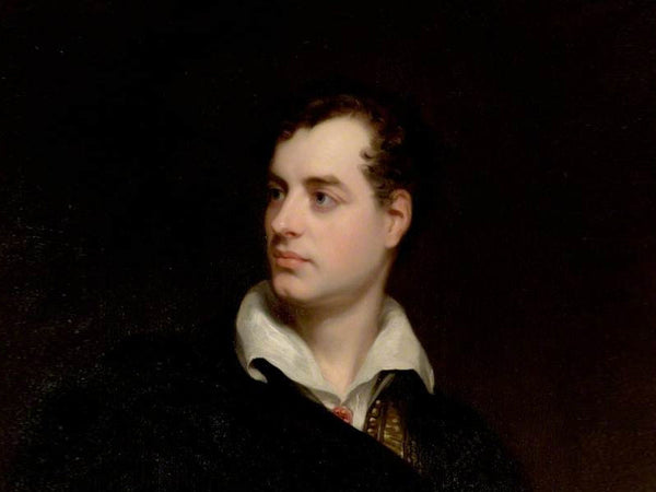 Ada Lovelace's Father - The Poet Lord Byron
