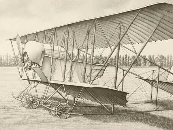 Ada Lovelace designed an airplane