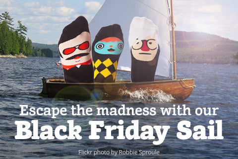 Black Friday Sail by ChattyFeet