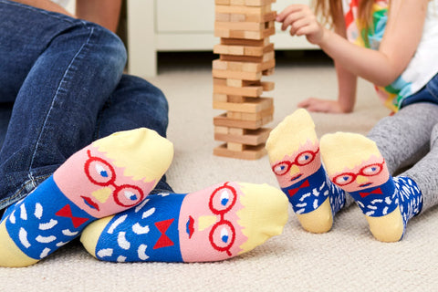 Family Fun Sock Set