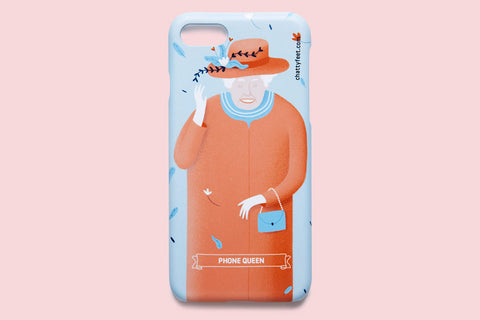 Cool iPhone cases with faces