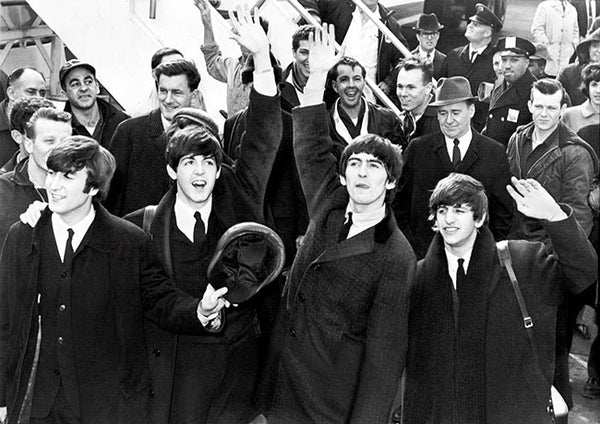 Interesting Historical Events - Rejecting the Beatles