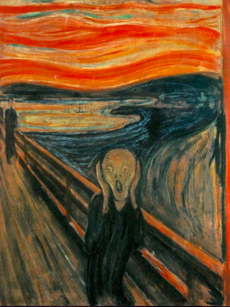 The Scream by Edvard Munch - The Story Behind the Masterpiece