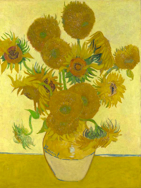 Van Gogh's Sunflowers - The Story Behind the Materpiece