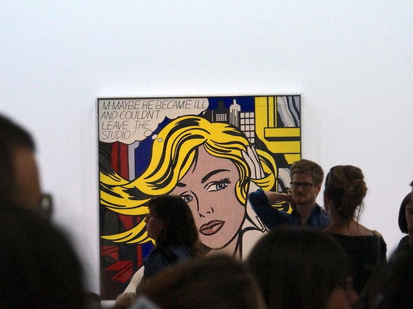 Roy Lichtenstein's Artwork