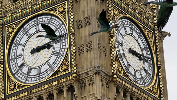 Silly historical facts about Big Ben in London