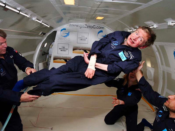 Stephen Hawking Fun Facts