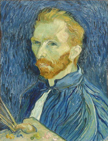 Self Portrait - Van Gogh - Artist