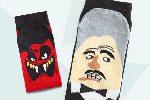 Funky Socks Ideas - Quirky Gifts