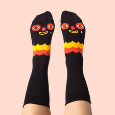 Unique gift ideas - Funky socks with characters