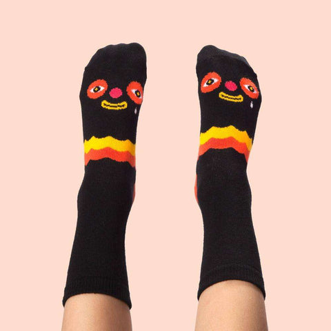 Funny kids socks - Kloss design by ChattyFeet