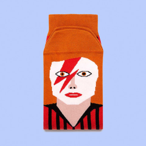 Cool socks for music lovers - David Toewie