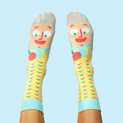 Scientists Socks - Cool character designs