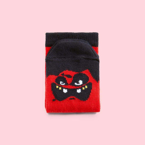Cool kids socks- Vampire character - Mr. Zukkato