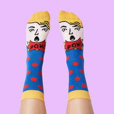 Art Socks Gift Box - Illustrated Modern Artists - ChattyFeet