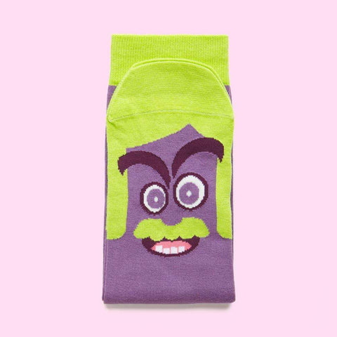 Silly socks for women and men- Sigmund design