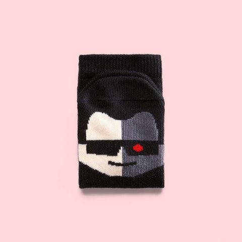 Cool gift for kids - Toeminator character socks