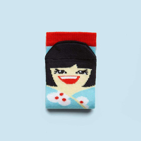 Novelty Socks For Kids - Yoko Mono