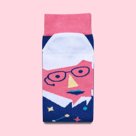 Geeky gift ideas - Funky socks - Stephen Toeking