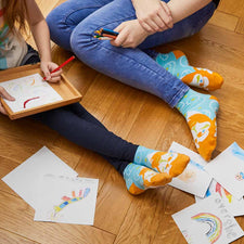 Family sock set for art lovers - Vincent Van Toe